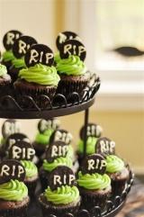 Rip cupcakes